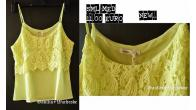 Summer sleeveless Blouse