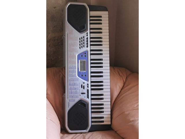 Keyboard CASIO CTK-481 sell in Limassol 45 euro. - 1/1