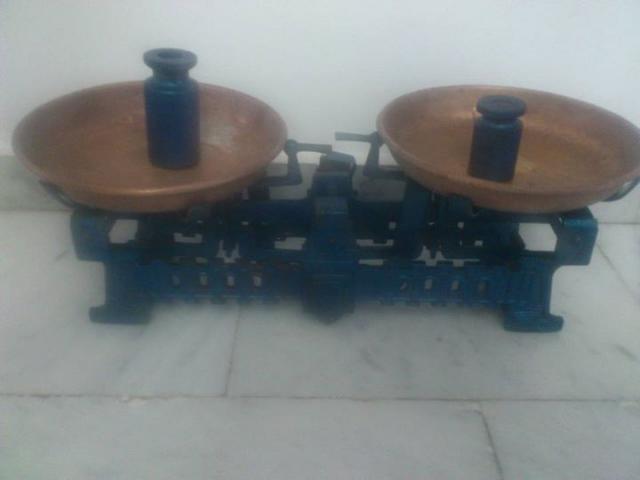 Ζυγαρια Αντικα - Scales Antique - 1/1