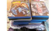 Used PS2 for sale with lots of games