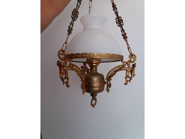 Φωτιστικο Αντικα - Antique chandelier - 2/3