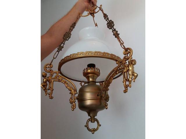 Φωτιστικο Αντικα - Antique chandelier - 3/3