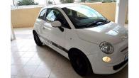2012 FIAT TWINAIR TURBO (PLUS EDITION), FULL LEATHER