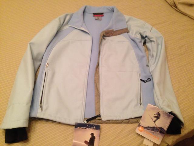 Soft Shell Jacket - 1/3