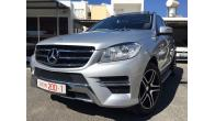 MERCEDES ML250 BLUETEC AMG LINE