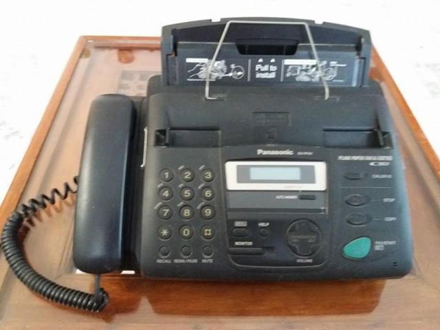 Fax machine - 1/1