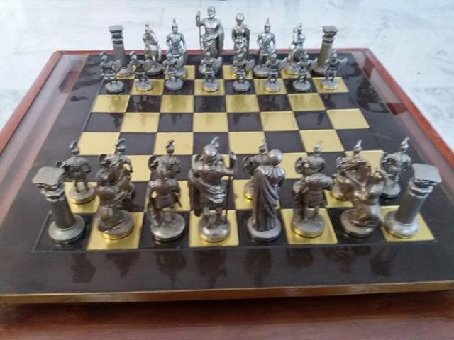 Chess - Skaki - 1/2