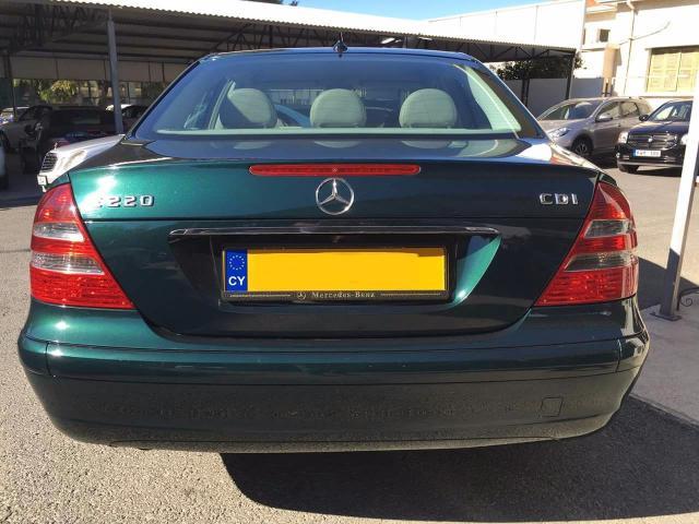 Mercedes E220 Cdi Auto