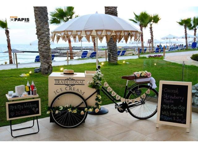 Ice Cream Tricycle for Hire - 1/1