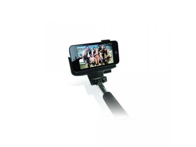 Bluetooth selfie stick - 1/4