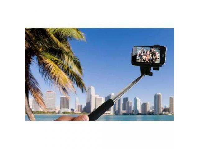 Bluetooth selfie stick - 2/4