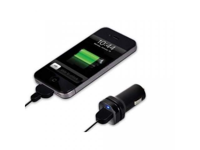 USB CAR CHARGER - 3/4
