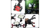 Universal Bicycle Motorcycle Phone Holder